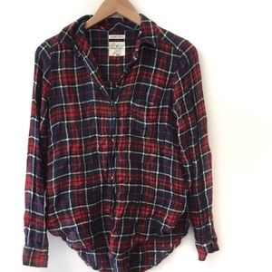 American Eagle Ahhh-maziny soft flannel, xs fit
